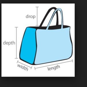 Handbags - HOW I MEASURE MY HANDBAGS