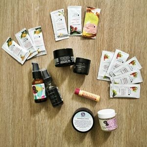 100% Pure Other - Natural Green Beauty Skincare & Bodycare Samples
