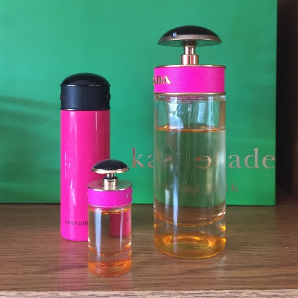 Prada Other - Prada Candy perfume set