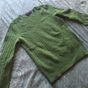 Saks fifth avenue Sweaters - Cashmere green sweater