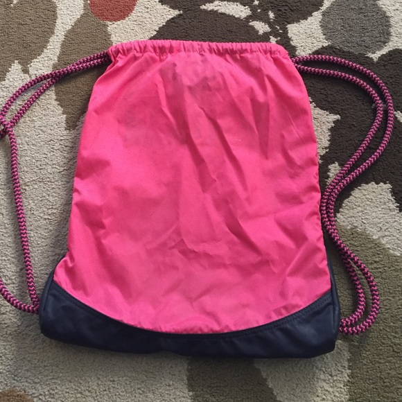 28% off Nike Handbags - Nike Drawstring Bag from Raychel's closet ...