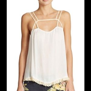 FREE PEOPLE CRINKLE CAMI