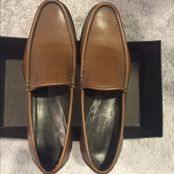 gucci used. Gucci Shoes - Gently Used Loafers C