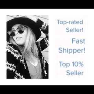 I'm a Top Rated Seller! Thank you!!! ❤️