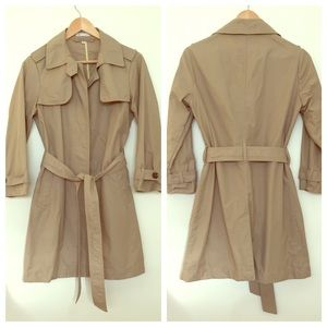 GAP Jackets & Blazers - REDUCED - DELETING SUNDAY 2/21 Gap Trench Coat