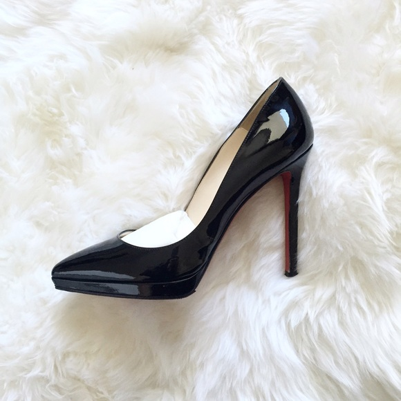Christian Louboutin Shoes - Reserved Christian louboutin pigalle Plato 120