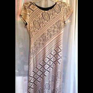 HARLOW Dresses & Skirts - HARLOW LACE DRESS WITH FRINGE