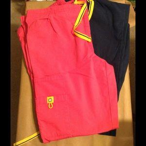 Pants - Hardly used scrub pants. Wonderwink brand