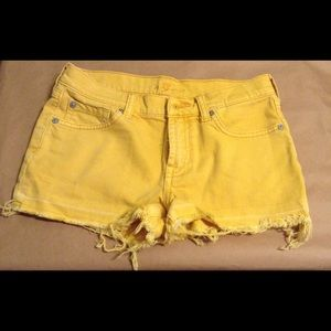 Pants - 7 for all mankind. Cute shorts. Authentic.