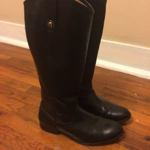 Frye Melissa Button Boots size 9 in black