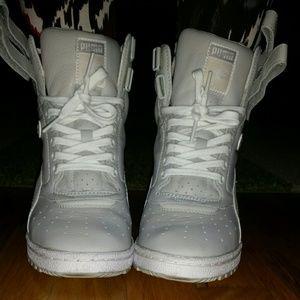Puma Shoes - Puma Mihara Yasuhiro MY-66 wedge sneaker da96643cd