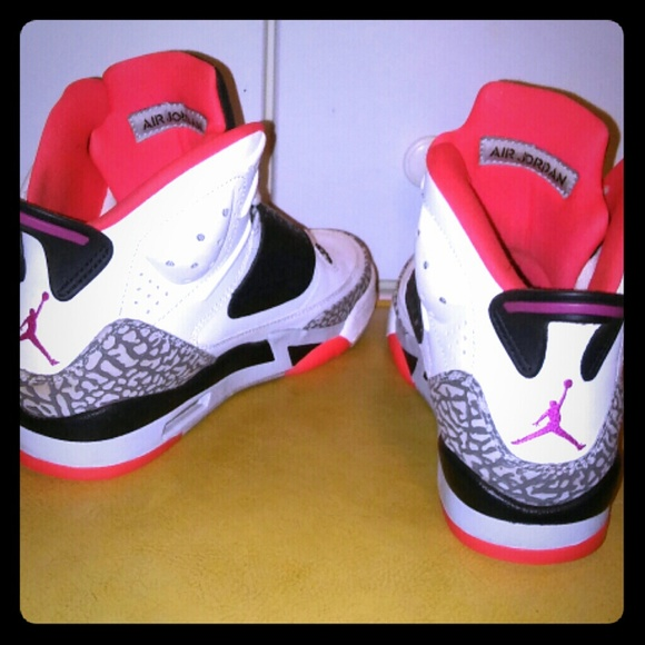 buy popular b95b8 34d4a Jordan Shoes - Air Jordan Son of Mars Size 6.5