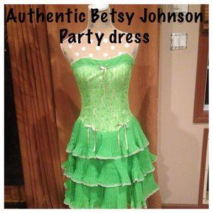 Authentic Betsy Johnson dress