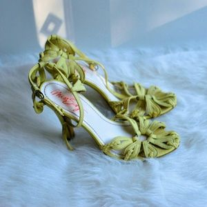 Miss Sixty Shoes - Miss Sixty Italy Strappy Leather Pumps