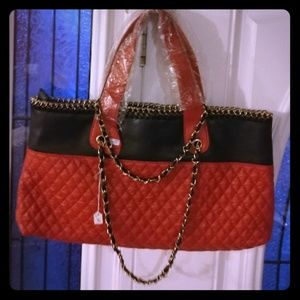 Handbags - 👄 Stylish red bag 👜
