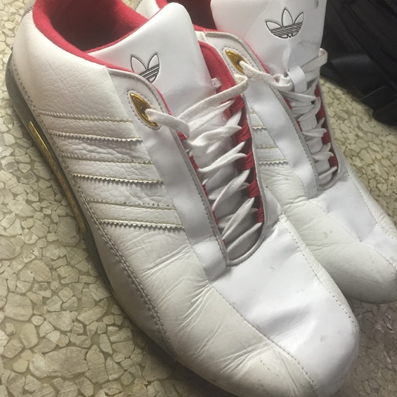 size 40 d6353 ac19e Adidas Porsche design white shoes