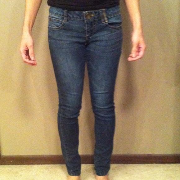 557f2769be9 Jolt Denim - 💋 Jolt Skinny Jeans EUC