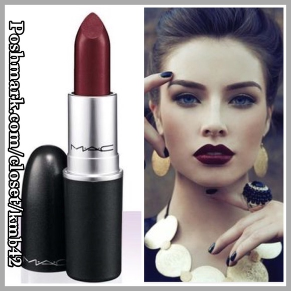 "Amato MAC Cosmetics - Authentic Mac Matte Lipstick ""Diva"" from Threads  XH19"