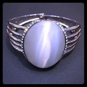 Jewelry - Moonstone Statement Bangle