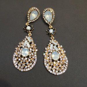 Jewelry - Long Chandelier Earrings