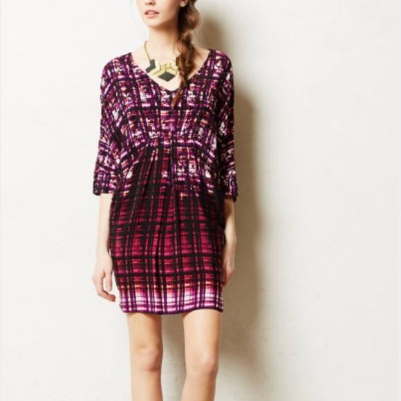 06f3686d26f4b Anthropologie Dresses | Nwt Maeve Petal Palette Tunic Dress | Poshmark