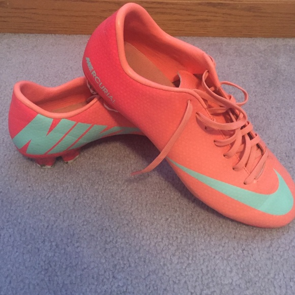 new arrival eac58 1d993 Nike Mercurial Victory IV Cleats