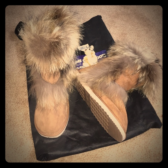 Blue Mountains Ugg Boots - Foxy Short