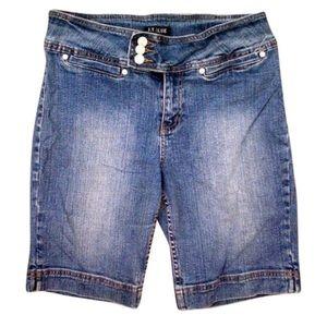 Pants - J.T Blue Denim Shorts