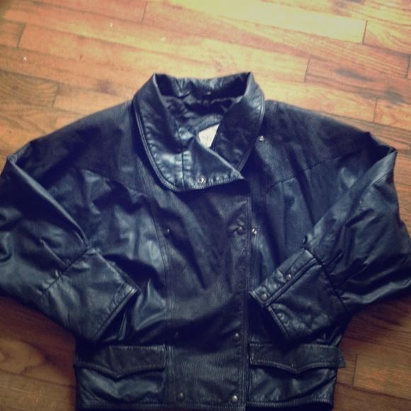 85fe1e59f Winlit vintage leather jacket