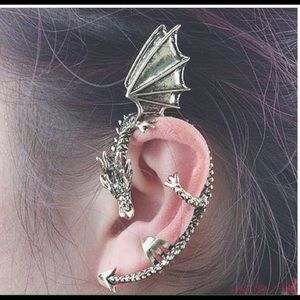 Jewelry - Dragon Ear Cuff Clip