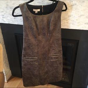 Ivy&Blu leather dress