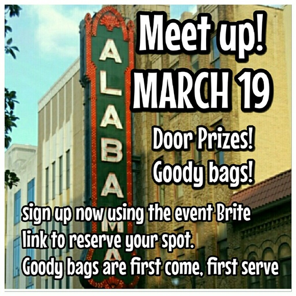 Alabama Poshers Other - Alabama Meet up!! Almost time!!!