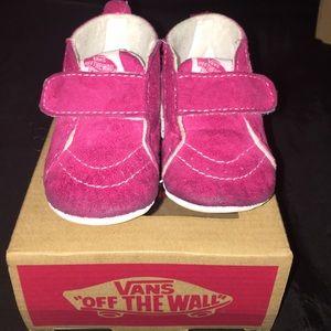Vans Shoes | Infant Soft Bottom | Poshmark