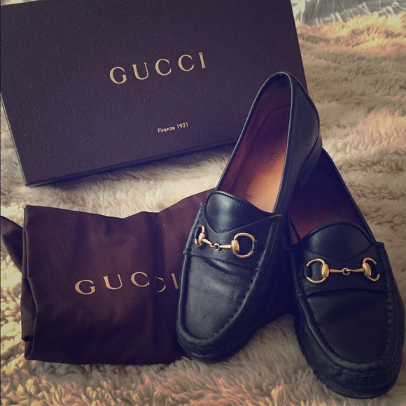 41db5d4a1e1 Gucci Shoes - Gucci women s loafers