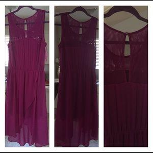 Dresses & Skirts - Gorgeous purple/fuschia dress