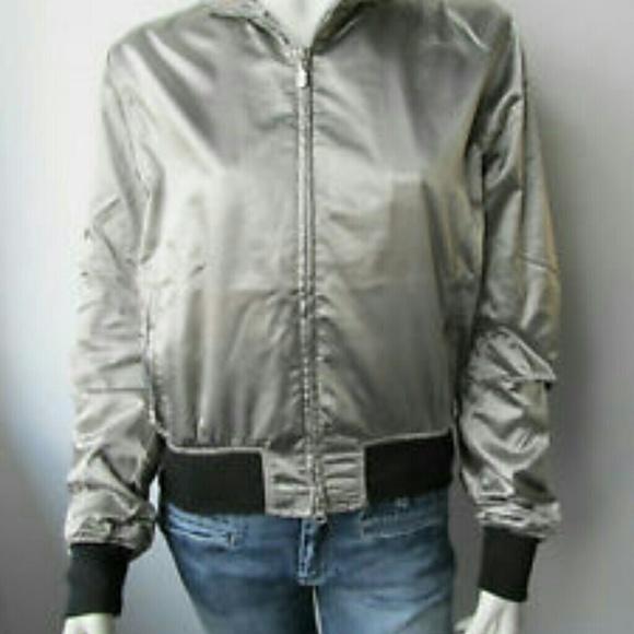 38% off BELSTAFF Jackets & Blazers - BELSTAFF SILVER BLACK RACING ... : quilted racing jacket - Adamdwight.com
