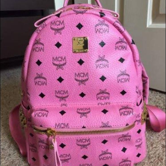 61e9edeca MCM Bags   Backpack   Poshmark