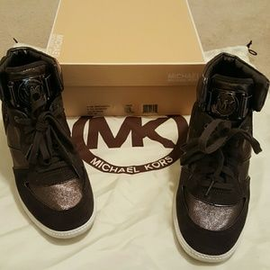 MICHAEL Michael Kors Shoes - Michael kors high top -@lowest-price