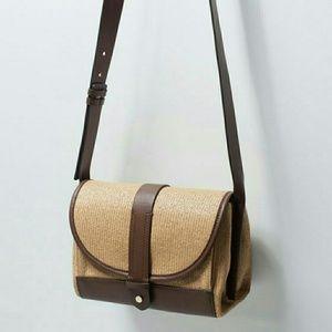 Zara combination messenger bag(4392)