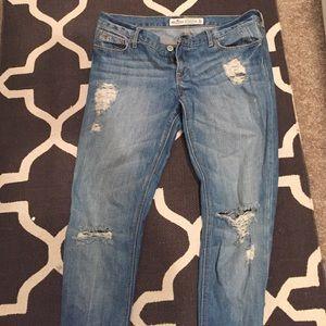 Hollister Denim - Hollister Skinny Jeans distressed
