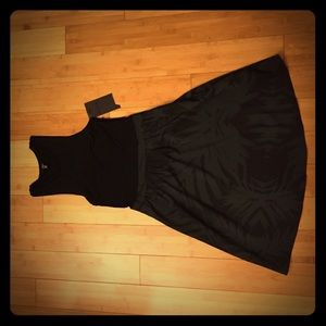 Hurley Black Summer Dress
