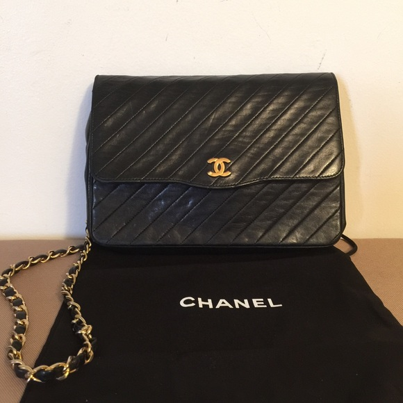 39c72943ec40 CHANEL Handbags - 💝Flash SALE Chanel Vintage Flap Bag, $4000
