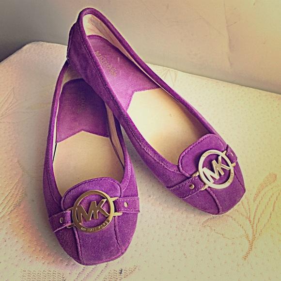 michael kors purple shoes off 52% - www