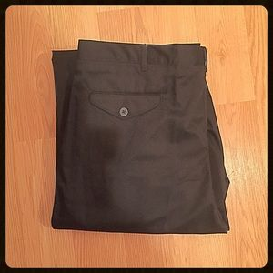 Other - MENS Black Pleated Trousers, 38 x 34