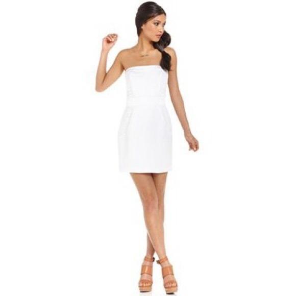 92% off RACHEL Rachel Roy Dresses &amp Skirts - White Eyelet ...