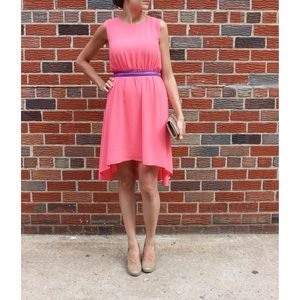 Dresses & Skirts - NEW Blush Pink High-Low Cocktail Dress