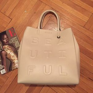 "Banana Republic Accessories - Banana Republic ""BEAUTIFUL"" Bag"