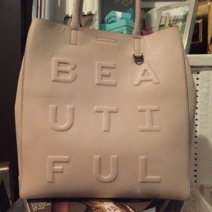 "Banana Republic Accessories - Banana Republic ""BEAUTIFUL"" Bag"