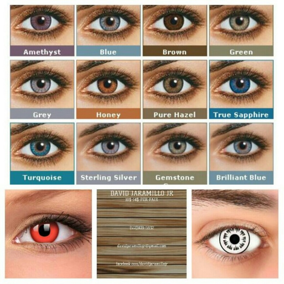 Freshlook Accessories Color Contacts And Cosplay Colors