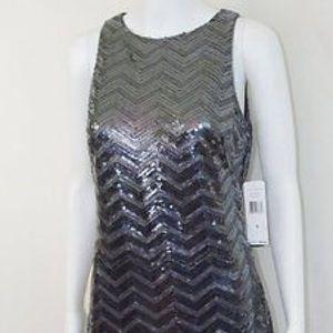 Ralph Lauren sequin sleeveless dress - NWT